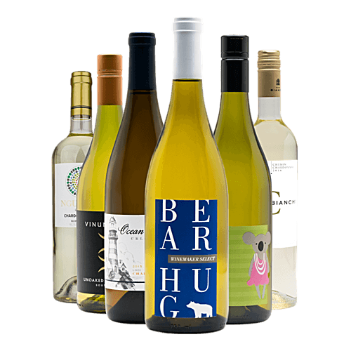 International Chardonnays Half-Case