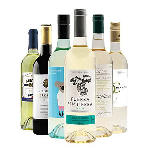 International White Blends Half-Case