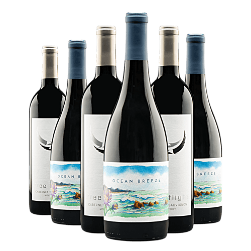 Wines of Monterey Half-Case