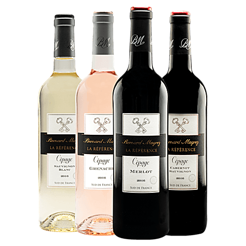 La Référence French Award-Winners Four-Pack