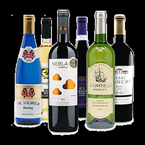 Classic European Wines