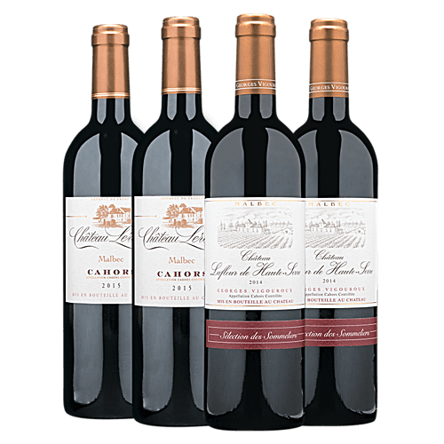 French Estate Malbec Four-Pack