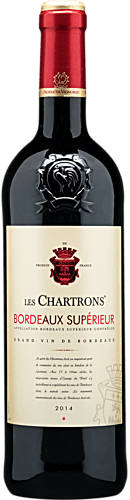 2014 Les Chartrons Bordeaux Supérieur
