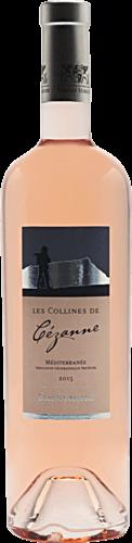 2015 Les Collines de Cézanne Rosé