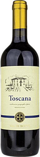 Val di Botte Toscana Rosso I.G.T.