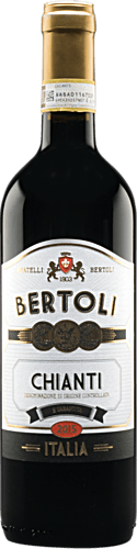 2015 Bertoli Chianti D.O.C.G.