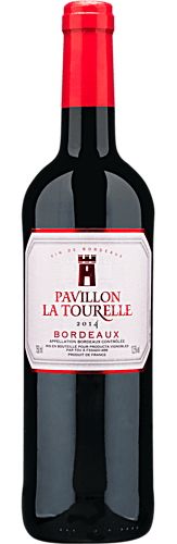 2014 Pavillon La Tourelle Bordeaux Rouge
