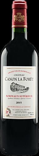 2015 Château Canon La Forêt Bordeaux Supérieur