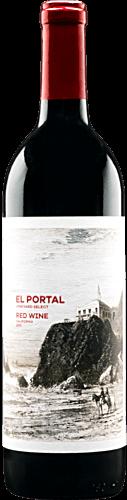 2015 El Portal Red Blend
