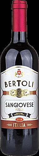 2015 Bertoli Sangiovese di Puglia I.G.T.
