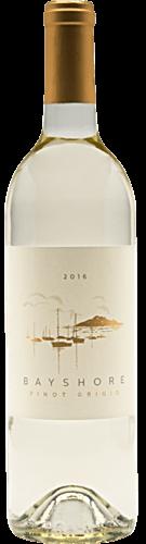 2016 Bayshore Vintners Pinot Grigio