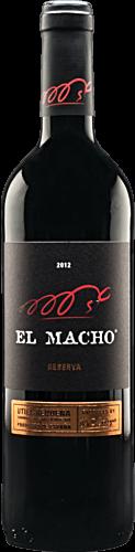 2012 El Macho Reserva