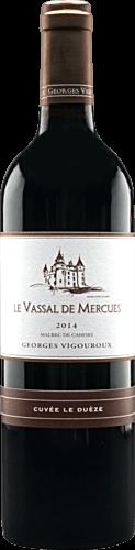 2014 Le Vassal De Mercues Cuvée Le Dueze Malbec
