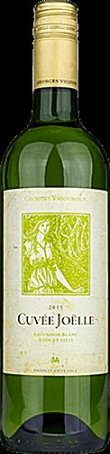 2016 Cuvée Joëlle White Blend