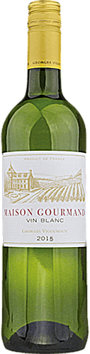 2016 Maison Gourmand Vin Blanc