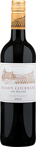 2016 Maison Gourmand Vin Rouge