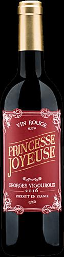 2016 Princesse Joyeuse Vin Rouge