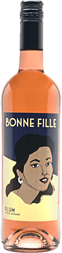 Bonne Fille Plum White Wine Blend
