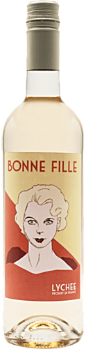 Bonne Fille Lychee White Wine Blend