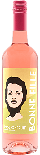 Bonne Fille Passionfruit White Wine Blend