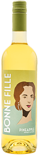 Bonne Fille Pineapple White Wine Blend
