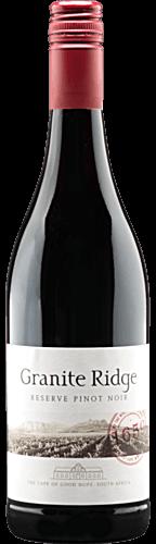 2015 Granite Ridge Pinot Noir