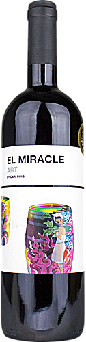 2015 El Miracle ART Red Blend