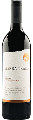 2013 Sierra Trails Old Vine Zinfandel