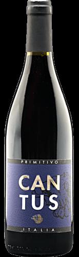 2016 Cantus Primitivo Puglia