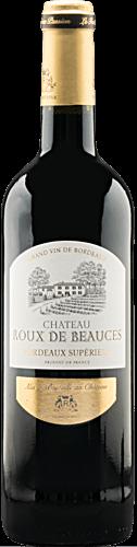 2015 Chateau Roux de Beauces Red Bordeaux