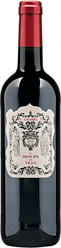2016 El Principe De Villa Red Blend