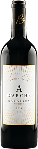 2016 A D'Arche Red Blend Bordeaux