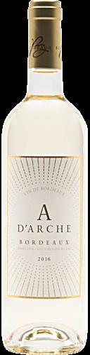 2016 A D'Arche White Blend Bordeaux