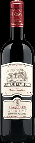 2016 Château Beau-Puits Bordeaux Cuvèe Traditional