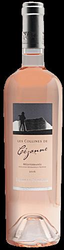 2016 Les Collines de Cézanne Rosé
