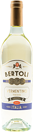 2016 Bertoli Vermentino I.G.T.