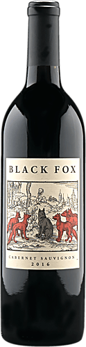 2016 Black Fox Cellars Cabernet Sauvignon