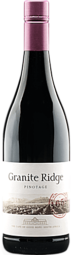 2016 Granite Ridge Pinotage