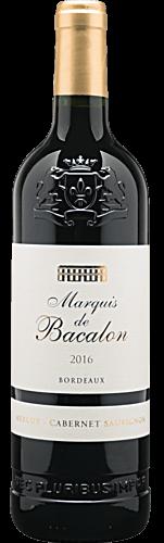 2016 Marquis de Bacalon Rouge