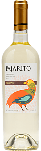 2016 Pajarito Chardonnay Reserva