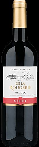 2016 De La Rougerie Merlot