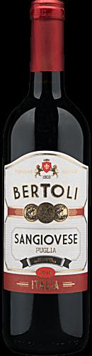 2016 Bertoli Sangiovese di Puglia I.G.T.