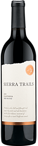 2015 Sierra Trails Red Blend