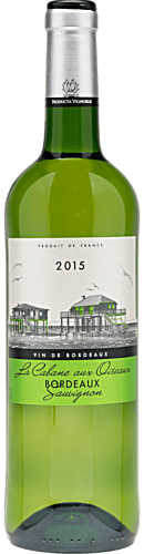 2015 La Cabane aux Oiseaux Bordeaux Sauvignon