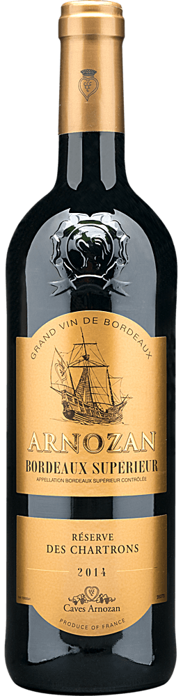 2014 Arnozan Bordeaux Superieur Rouge