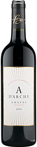 2016 Chateau D'Arche Bordeaux Graves