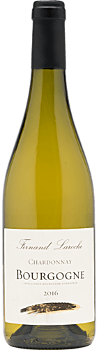 2016 Fernand Laroche Chardonnay Bourgogne