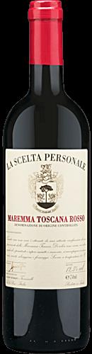 2014 La Scelta Personale Maremma Toscana Rosso