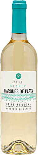 2016 Marqués de Plata Blanco