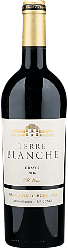 2016 Terre Blanche Old Vines Bordeaux - Graves